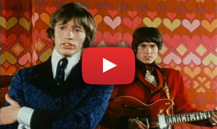 6 lindas músicas românticas internacionais anos 60