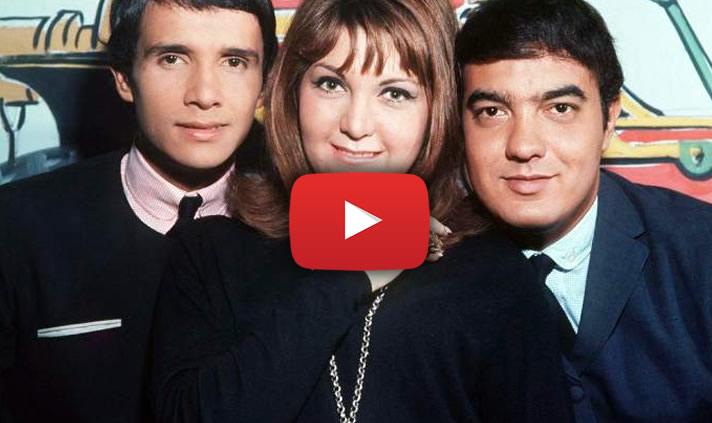 6 músicas nacionais que foram sucesso nos anos 60