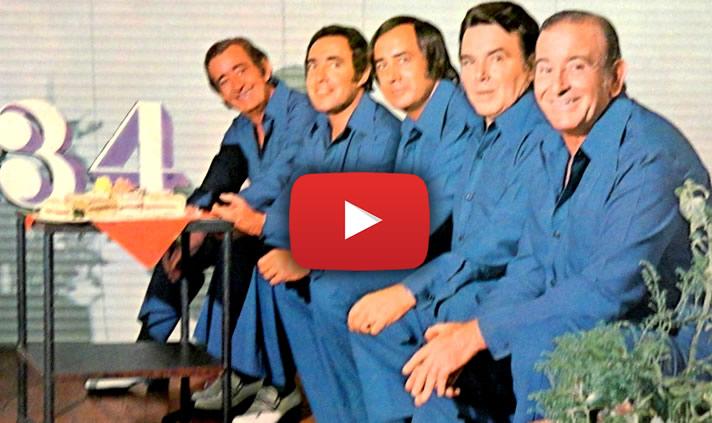6 sambas pra matar saudades dos anos 60