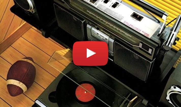 Recordando 6 sucessos das rádios anos 80