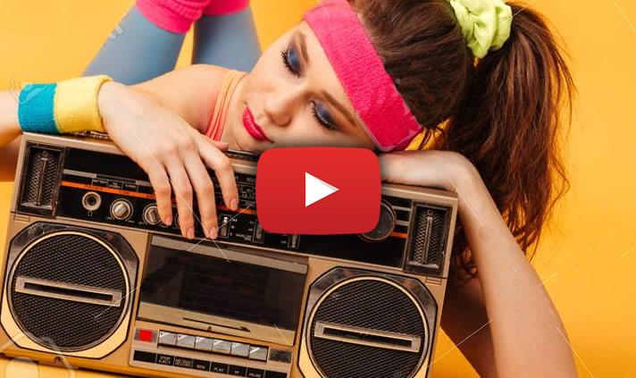 6 lindas músicas anos 80 que sao de apaixonar