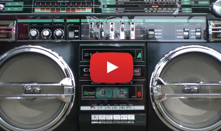 Uma viagem aos anos 80 com 6 músicas especiais