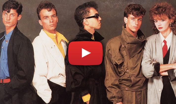 Flasback anos 80 seleção com 6 músicas nacionais