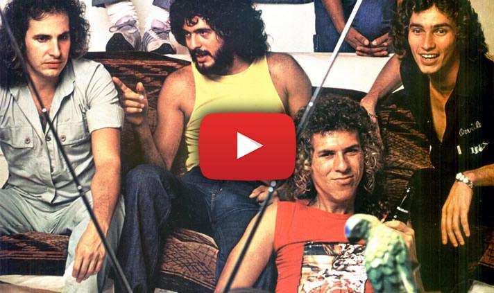 Volta aos anos 80 6 lindas músicas nacionais