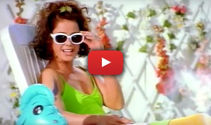 6 músicas que dominaram as radios nos anos 90