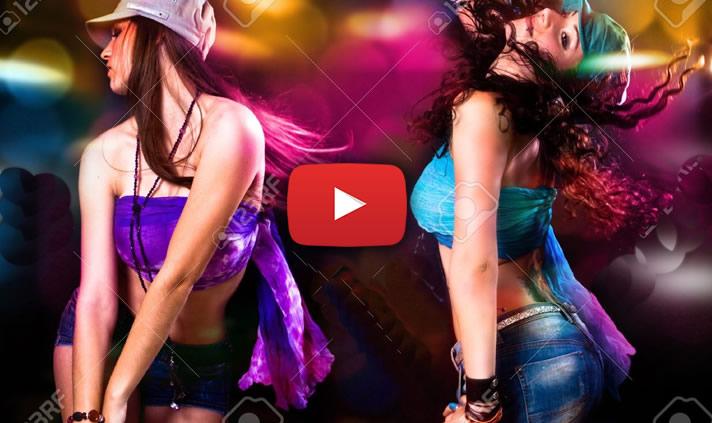 Selecao com 6 músicas dance que agitaram os anos 90