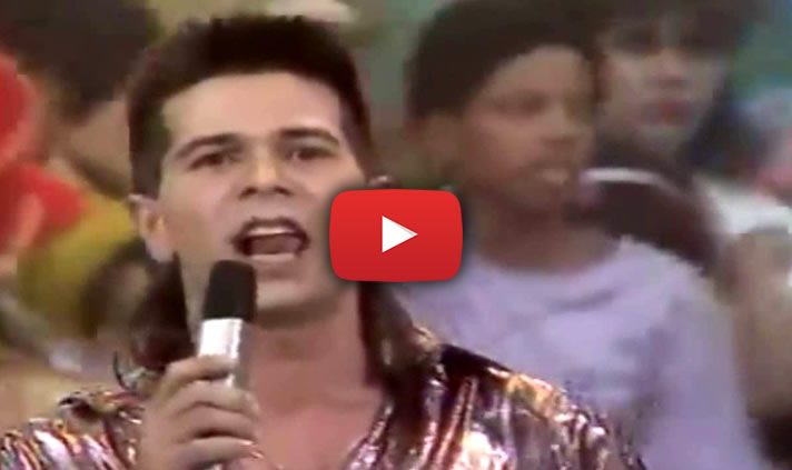 Selecao com 6 lindas músicas nacionais dos anos 90